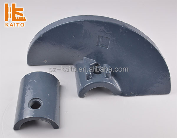 KAITO most competitive products ABG DYNAPAC Volvo asphalt paver auger blade