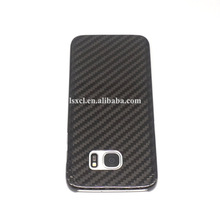 for s7 edge phone case carbon fiber phone cover