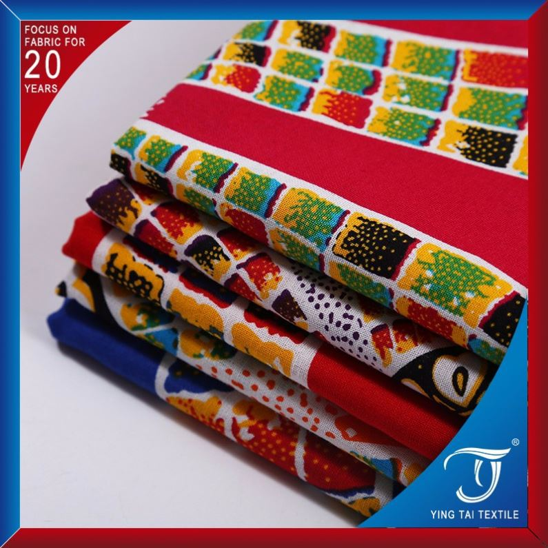 Hot selling with CE certificate ghana print fabric