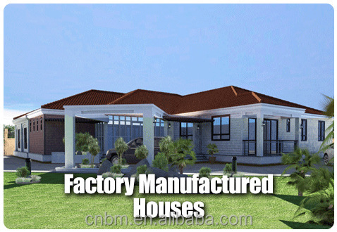 Best prefabricated smart house with CE certificate