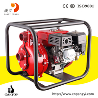 Taizhou Factory Portable Agricultural Irrigation Gasoline