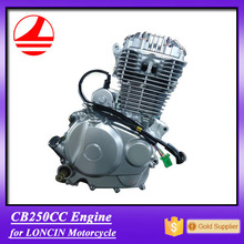 manufacturer provide spare parts motorcycle loncin 250cc engine