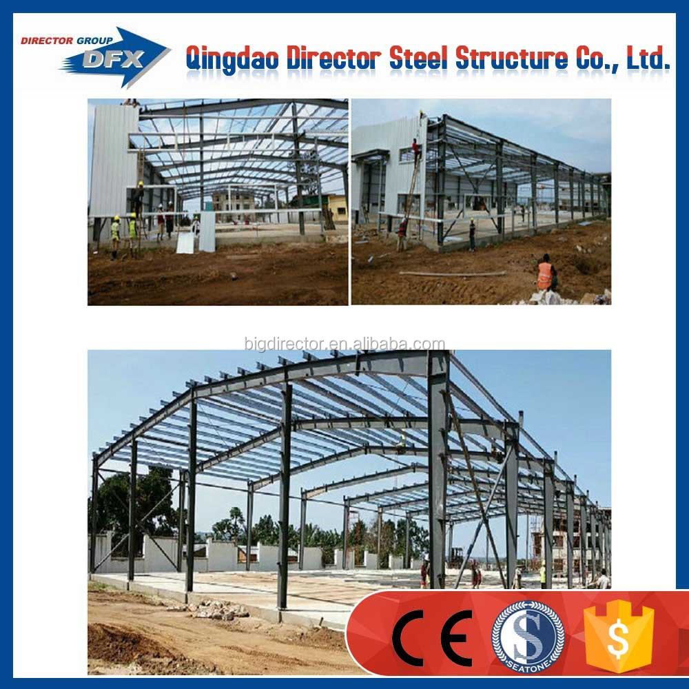 bv certification famous steel structure building bunnings workshop in mozambique