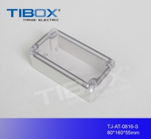 Plastic Outdoor Enclosure IP66 electrical power box, control distribution box