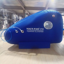 ST1700 Medical Rehabilitation Oxygen Bed Hyperbaric Chamber For Sale