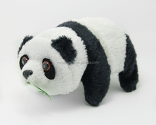 Plush music walking Panda