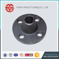 large size astm ansi standard forged steel flange and pipe fittings