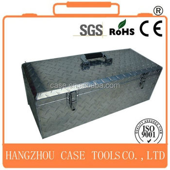 custom aluminum case,FULL welded aluminum case,aluminium checker plate case