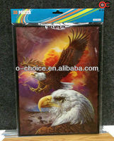 ZB-2 High Quality Wall Decoration Sexy Eagle Animal And Women Picture