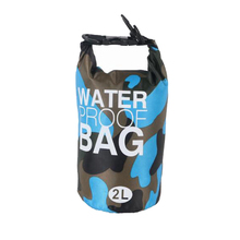 JOYDA outdoor camo kayaking hiking waterproof dry bag mini bags for phones 2L JD-0527WB