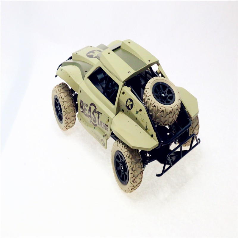Chinatopwin 2.4Ghz 1:18 4wd high speed king rc car