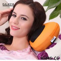 Comfortable Neck Massage Pillow With Battery Operated