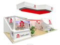 China booths suppliers custom booth design used trade show booths