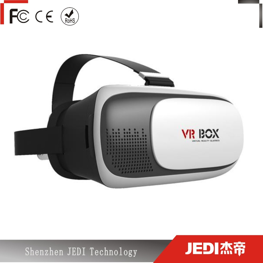 3d movies free download vertual reality box glasses with AR function 2.0 E0027