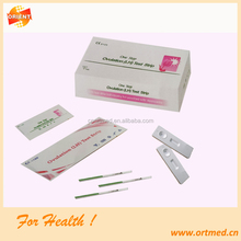 One step diagnostic test HIV rapid test cassette with high accuracy with CE
