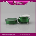 SRS free sample acrylic cosmetic jar 10g