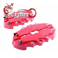 kylin racing Brake Cover Front Rear universal noctilucence 4 pot Brake Caliper Cover Kit
