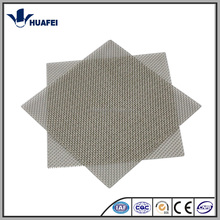 Diameter customized stainless steel woven wire mesh 316 for fence