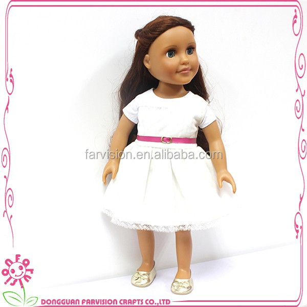 Doll manufacturer china customer design porcelain beautiful doll