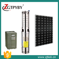 Best Service High Quality Reasonable Price solar dc pump submersible solar pump