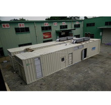 Guangdong iso electricity main power genset containerized