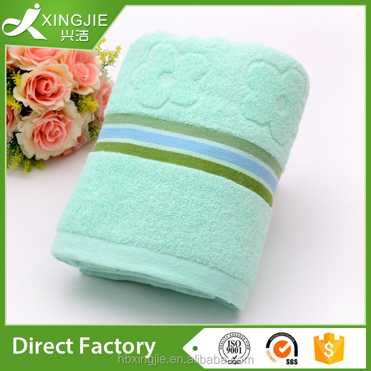 mix color bath towel
