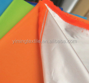 Wholesale Taffeta Silver Coated Fabric for Covering for Car