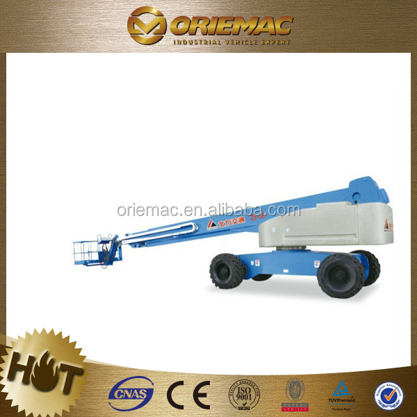 Top quality 16m Self-propelled Articulated Boom Self-propelled Aerial Working Platform KFM-ZZ14AC
