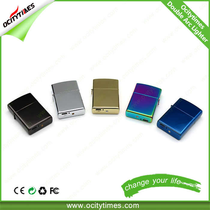 Accept paypal USA hot selling USB Electronic cigarette lighter