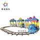 Playground Mall Trains Fun Park Machines Electric Train Kids Amusement Rides
