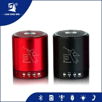 3W mini bluetooth speaker portable music box speaker for out door