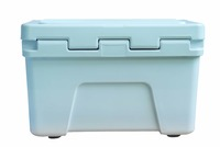 Food grade LLDPE plastic ice cooler ice chest ice container for cold