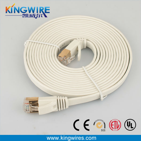 High quality FFTP RJ45 cat7 patch cord patch cable