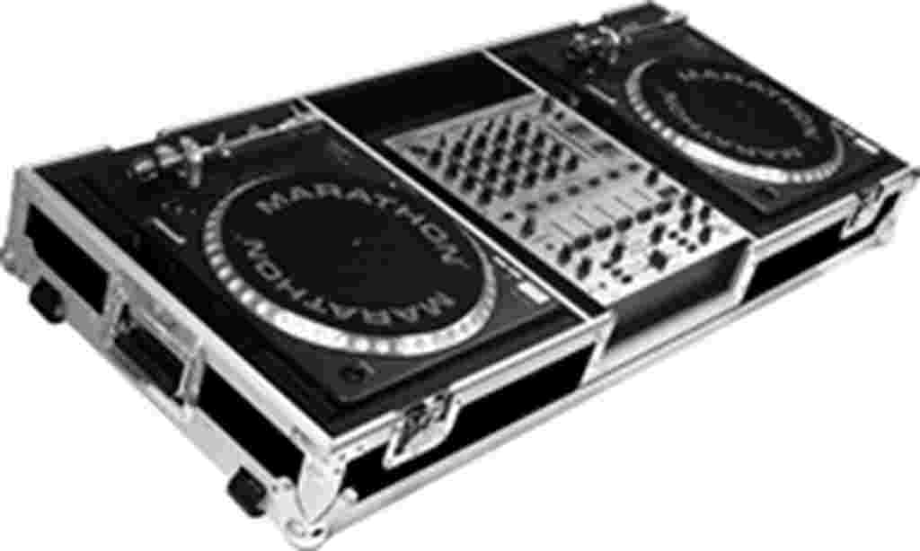 flight case DJM 800 Pioneer case