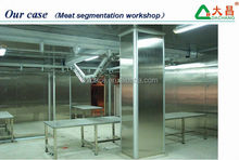 Food processing factory 2015 new design Environment testing cold storage