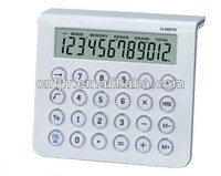 cheap plastic 12 digit calculator