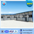 Prefabricated workers dormitory mobile houses