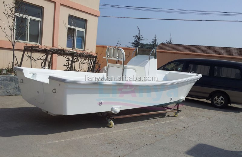 Liya 5.8m sport motor boat fishing yacht panga boats china boat builders