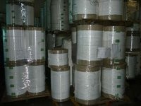 Thermal bond/Air through non woven