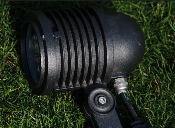 hotcake product 12v garden spot spike led garden light