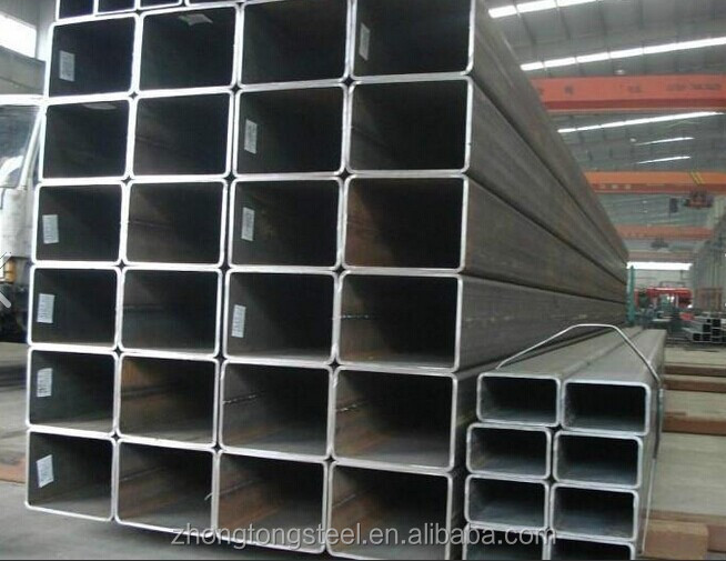 <strong>Q195</strong> Square rectangular Black Steel tube Pipe Q235B Q345 <strong>Q195</strong>