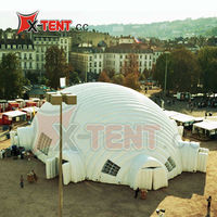 Inflatable Turtle Tent/Inflatable Event Building/Igloo Tent