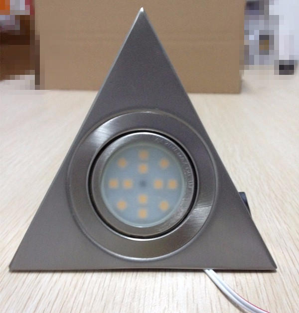 Classic 12V 24V 2W,kitchen triangle under led cabinet light