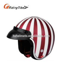 Car Racing European Motorcycle Full Face Mtb Kids Helmet Dot White