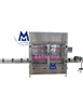 Micmachinery ZF6 food grade sauce piston filler sauce filling machine for filling paste sauce oil