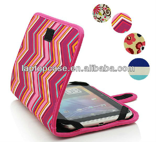 Sublimation Printed Neoprene Tablets Sleeve