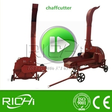 Professiona manufacturer 30 days delivery new design grass chopper machine for animals feed