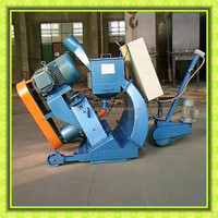 Road Cleaning Equipment / Asphalt Floor Marking Remove Shot Blasting Machine