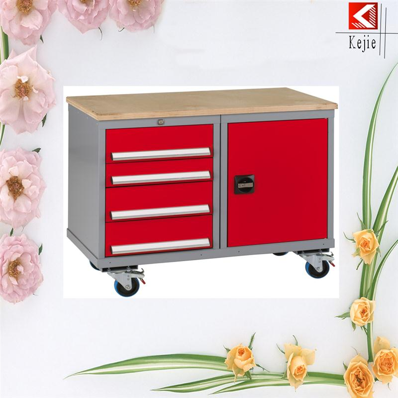 fashionable hand truck trolley tool chest with good quality