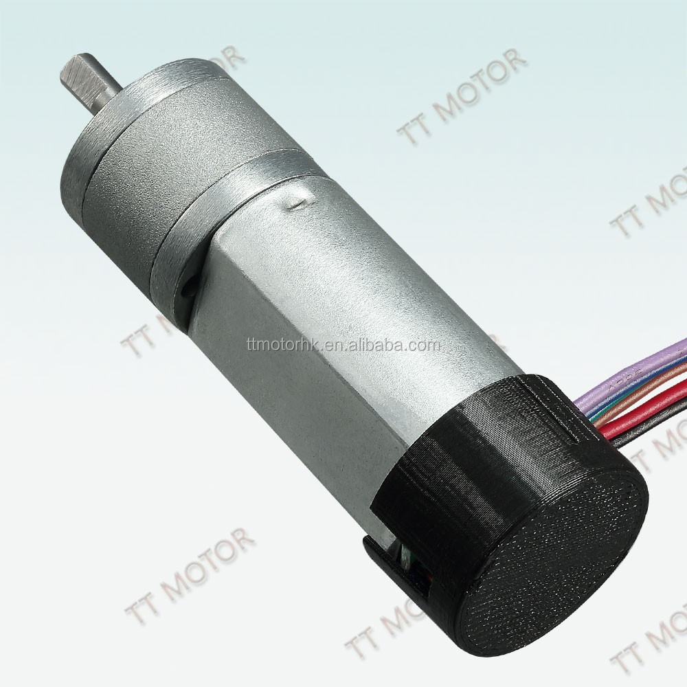 12v 24v dc gear mini hub motor electric for robotic